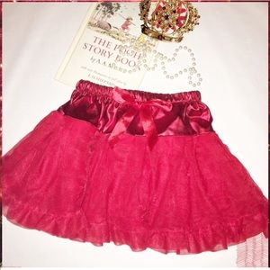 Other - Ruffles and Satin Tutu